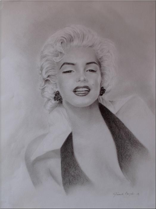 Marilyn Monroe by magerar